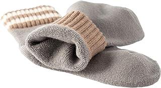 جوارب أطفال دافئة سميكة للأطفال الصغار الأطفال الأولاد والبنات المضادة للانزلاق أزياء للجنسين الجوارب