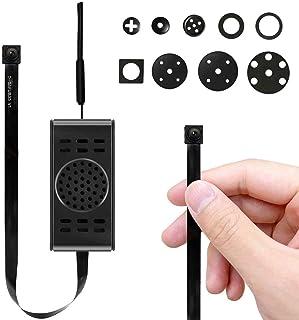 MAGENDAR WIFI 隠しカメラ 小型カメラ 1080P 監視カメラ 長時間録画 小型
