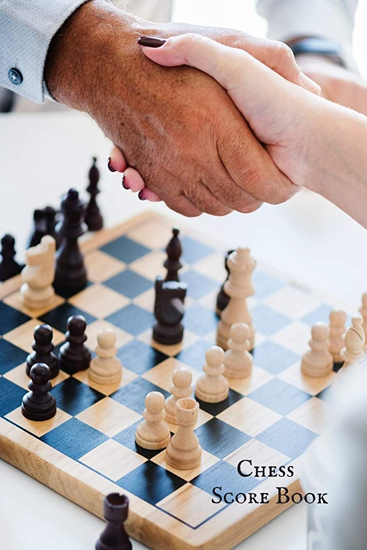 ピン化石編集するChess Score Book: Ultimate guide Book to record games, Tactics, strategy & Log wins | Chess Moves Note Book| Chess Journal  & Scoresheet