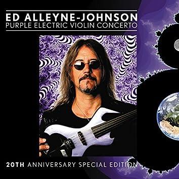 Purple Electric Violin Concerto 20th Anniversary Special Edition