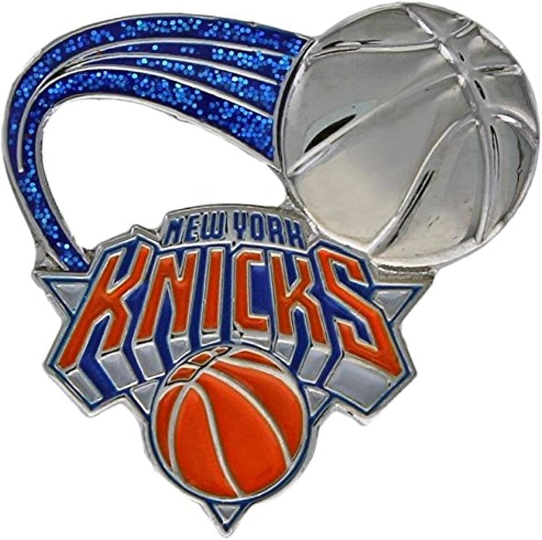 Denver Mall Aminco NBA New York Knicks Pin Glitter Trail Classic 4