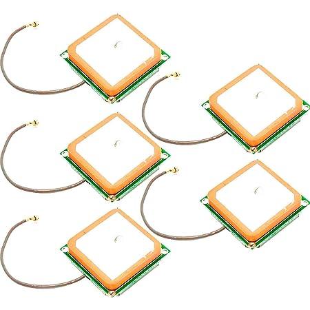 AZDelivery 5 x Antena GPS para el modulo GPS con E-Book incluido!