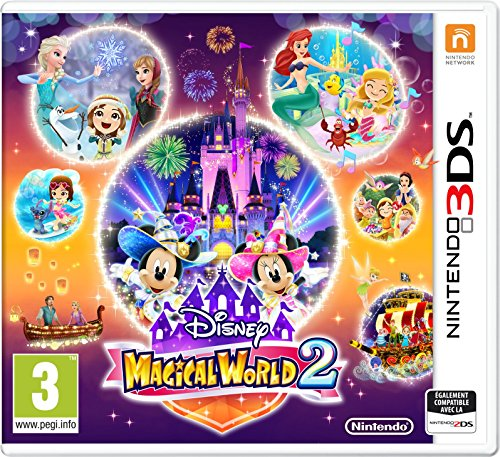 Disney Magical World 2 - [Edizione: Francia]