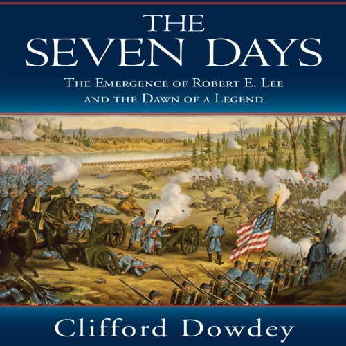 The Seven Days audiobook cover art