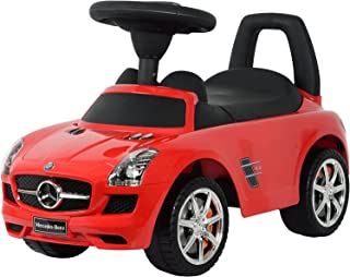 Licensed Mercedes Benz SLS AMG from Chilokbo (Red)