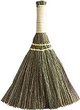 JFDKDH Broom,Mango Grass Mini Brush,Handmade Low Carbon Cleaning Supplies,Wall-Mounted Anti-Static Soft Moisture Proof Swe...