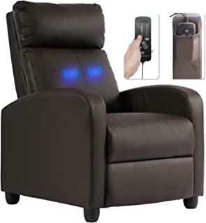 Recliner Chair for Living Room Massage Recliner Sofa...