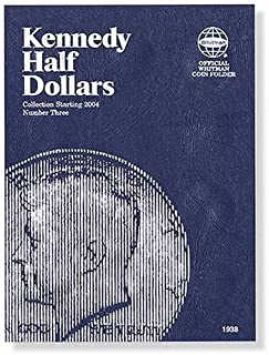 Kennedy Half Dollars: Collection Starting 2004 Number 3 (Official Whitman Coin Folder)