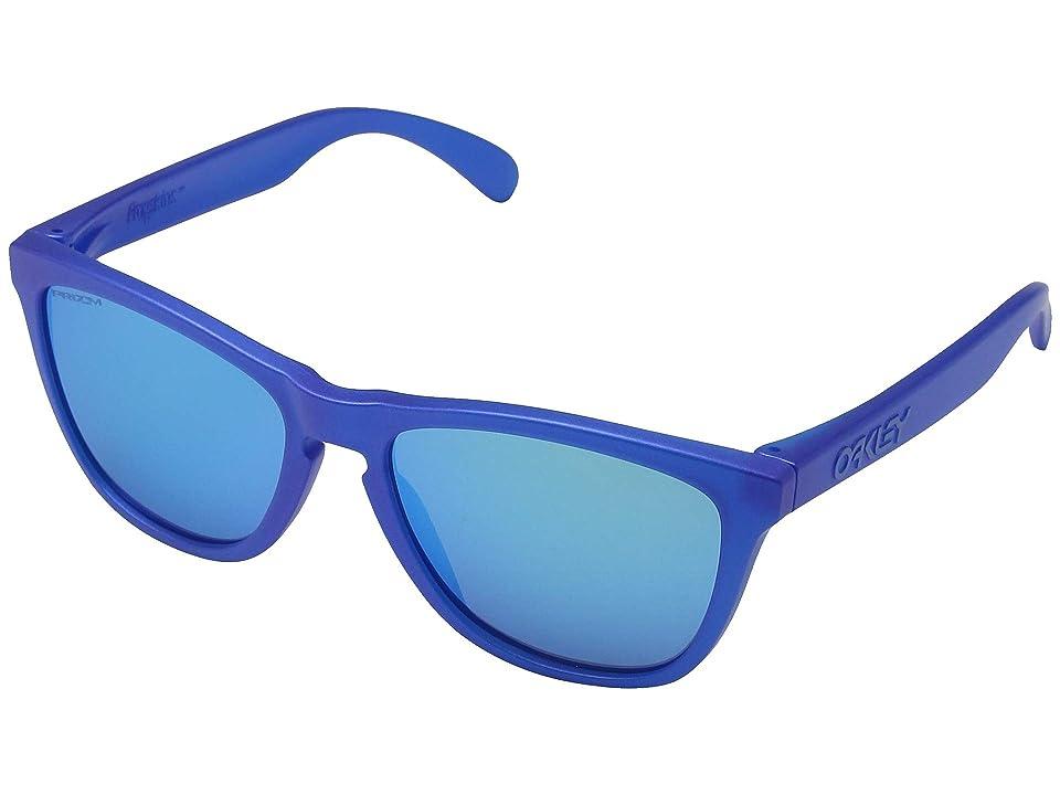 Oakley Frogskins (Xray Blue/Prizm Sapphire) Sport Sunglasses