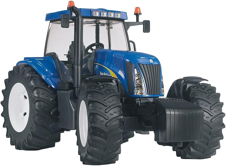 Bruder 03020  New Holland T8040