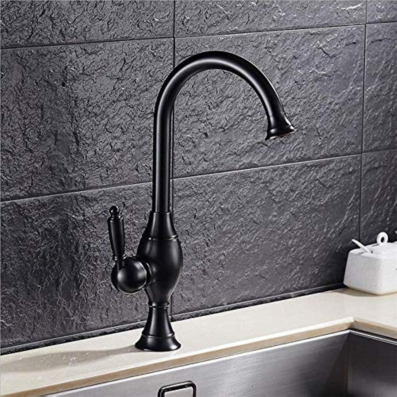 360 ° drehbare moderne Wasserhahn Küche Bad Waschbecken Wasserhahn Bad Einhand Einlochmontage heien und kalten Waschbecken Wasserhahn