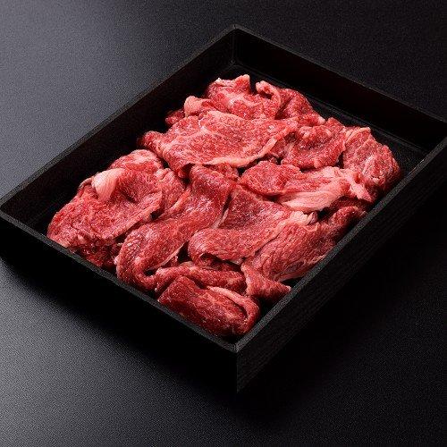 A5黒毛和牛 超贅沢切り落とし 400g しゃぶしゃぶ牛肉 すき焼き肉 焼肉 訳あり わけあり お歳暮 お中元 ギフト