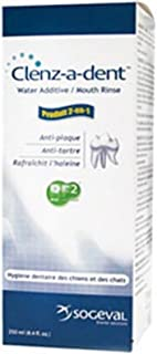 Clenz A Dent Mouth Rinse / Water Additive (250 ml)