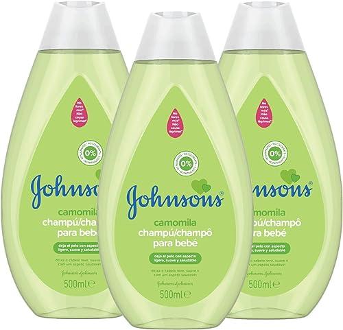 Shampoo para bebés sin químicos