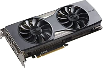 EVGA GeForce GTX 980 Ti 6GB GAMING ACX 2.0+, Whisper Silent Cooling Graphics Card 06G-P4-4991-KR (Renewed)