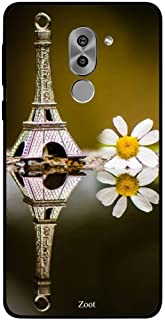 Honor 6X Case Cover Little Eiffel Tower, Zoot Designer Phone Covers