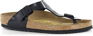 Best black patent birkenstock gizeh Reviews