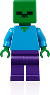 LEGO Minecraft: Zombi Minifigura