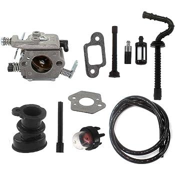 houri carburateur et kit de r/éparation membrane Kit pour Stihl 021/023/025/MS210/Ms230/MS250/Zama c1q de S11E c1q de s11g Walbro WT de 286