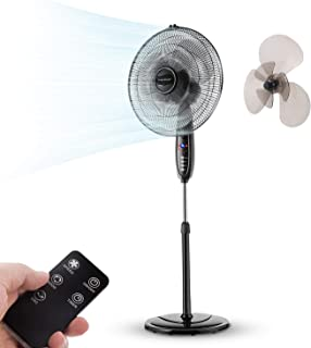 room standing fan