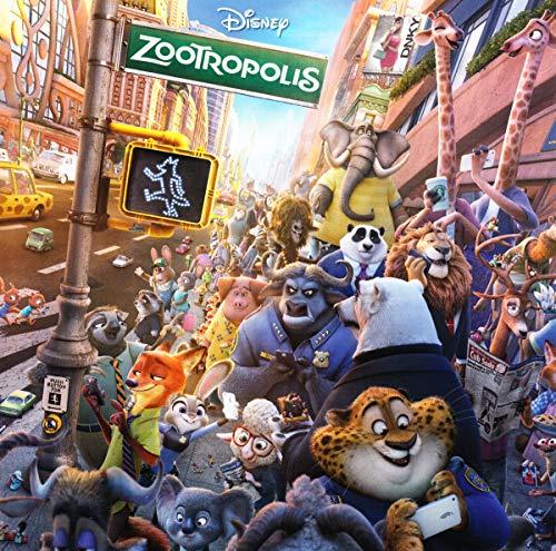 Ost: Zootropolis