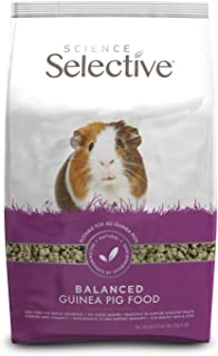 science selective guinea pig