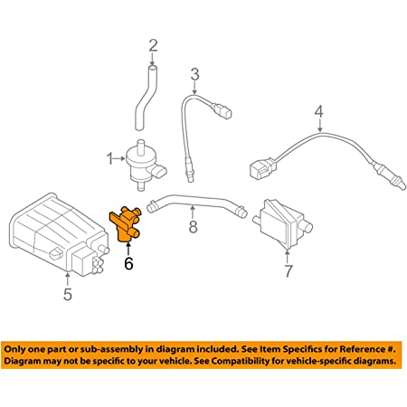 Kia 31430-2F700 Vapor Canister Purge Solenoid Replacement Parts ...