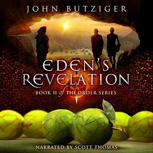 Eden's Revelation audiobook cover art