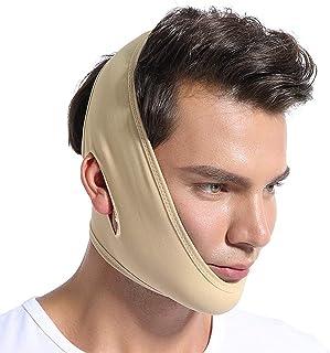 Gezichtslifting Afslanken V-gezichtsmasker V-lijn kinlift- en vormmasker Ultradunne lijn Slim-up riem Verminder dubbele riem