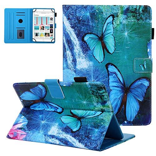 UGOcase - Funda universal para tablet de 7 pulgadas (función atril), color azul