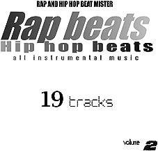 Rap Beats Hip Hop Beats All Instrumental Music Volume 2