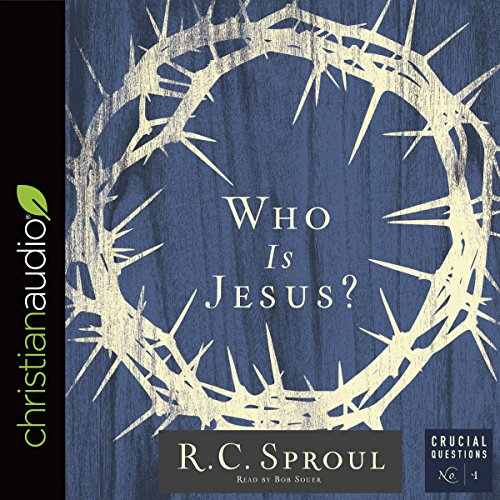 Couverture de Who Is Jesus?