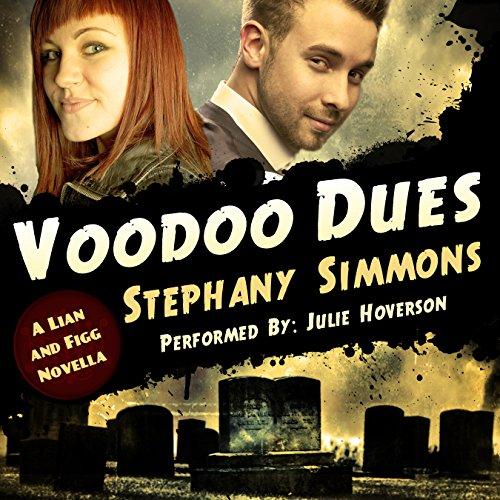 Voodoo Dues audiobook cover art