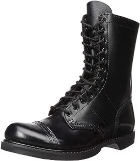 Men's 10 Inch Side Zipper Jump Boot-M