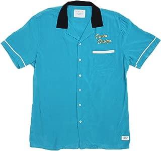 Duvin Men's Lebowski Bowling Buttonup Shirt