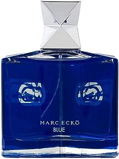 Marc Ecko Blue 3.4 oz Eau de Toilette Spray - Men's