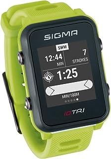 iD.TRI Reloj de triatlón con características de