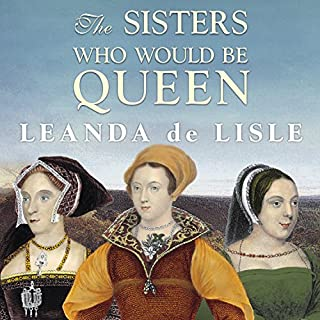 The Sisters Who Would be Queen cover art
