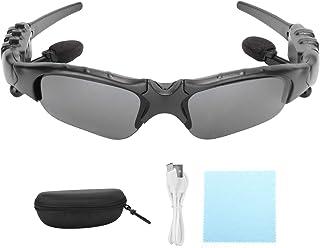 Socobeta Occhiali da Sole da Esterno Smart Glasses con Cuffie Bluetooth