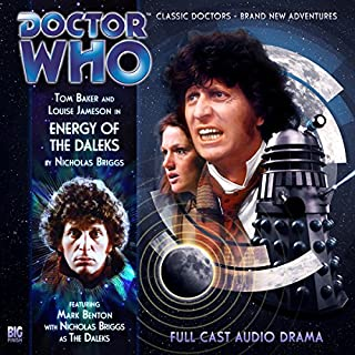 Doctor Who - Energy of the Daleks cover art