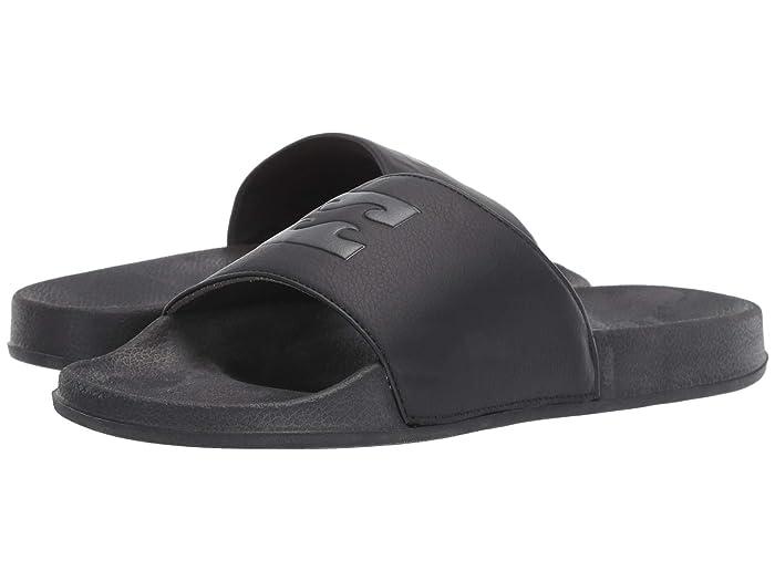 Billabong  Poolslide (Stealth) Mens Sandals