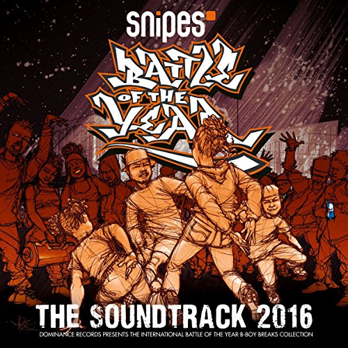 Battle of the Year 2016 - The Soundtrack