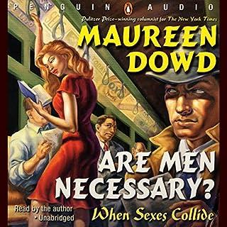 Are Men Necessary? audiobook cover art