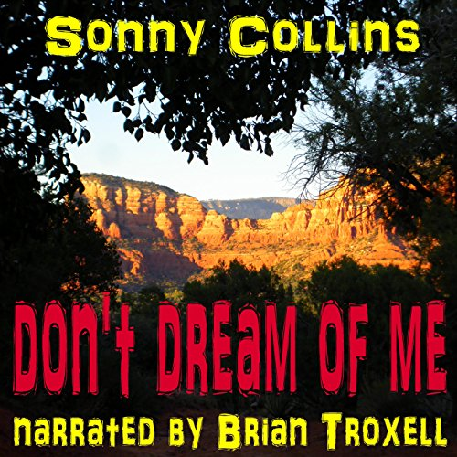 Don't Dream of Me audiobook cover art