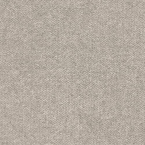 DESHOME Roma 10 metri - Tessuto al Metro Idrorepellente Stoffa per divani, cuscini, tappezzeria, arredo (Beige scuro)