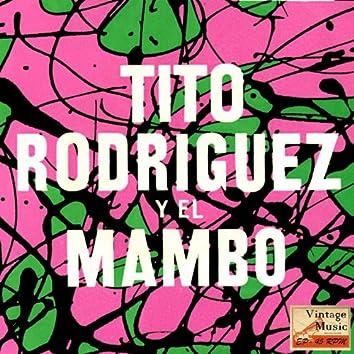 """Vintage Puerto Rico Nº 7 - EPs Collectors """"Tito Rodríguez Y El Mambo"""""""