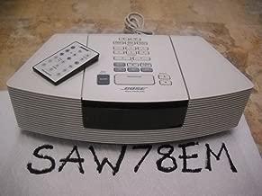 Bose Wave Radio and CD Player AWRC-1P White