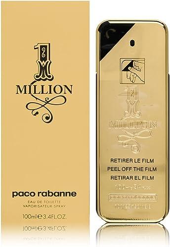 Paco Rabanne 1 Million Eau de Toilette for Men, 100ml