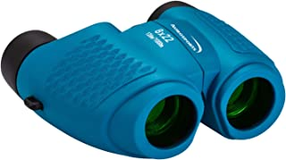 Aurosports Compact Fixed Focus Binoculars for Kids, Gifts for 4-7 Year Old Boys Girls,6-14 Year Old Top Girls Boys Toys for Kids Teen Child Christmas Gifts Blue