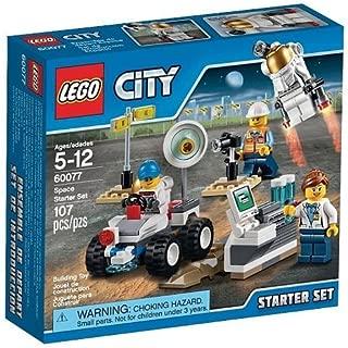 New City Space Port Starter Set 60077